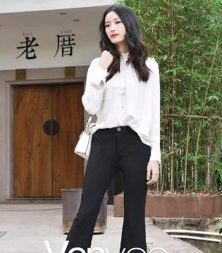 樊羽 All Day Look 美从来都不止一面